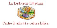Logo ludoteca cittadina