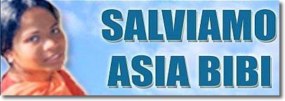 Salviamo Asia Bibi