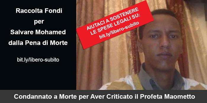 Conferimento della cittadinanza onoraria a Mohamed Ould M'Kheitir