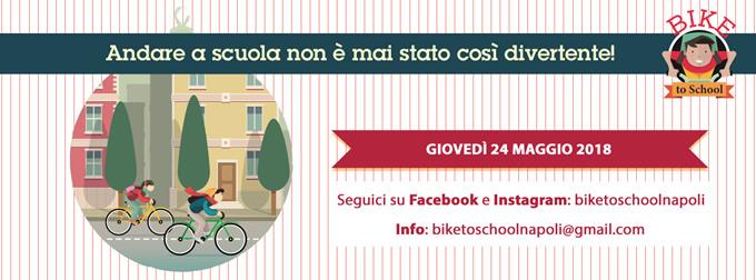 Bike to School - Educazione alla Mobilita Sostenibile