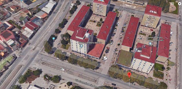 Mappa satellitare della sede del servizio antiabusivismo edilizio