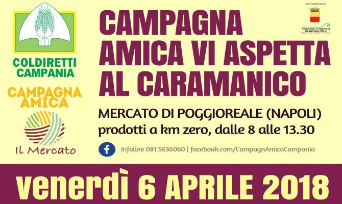 8ac9299fb9 Comune di Napoli - Il mercato contadino di Coldiretti ritorna al Caramanico  di Poggioreale