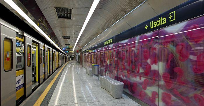 Stazione Università della Metro