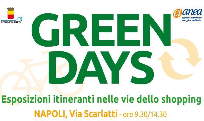 Green Days - Appuntamenti dedicati all'ecologia, alla mobilità sostenibile e al risparmio energetico