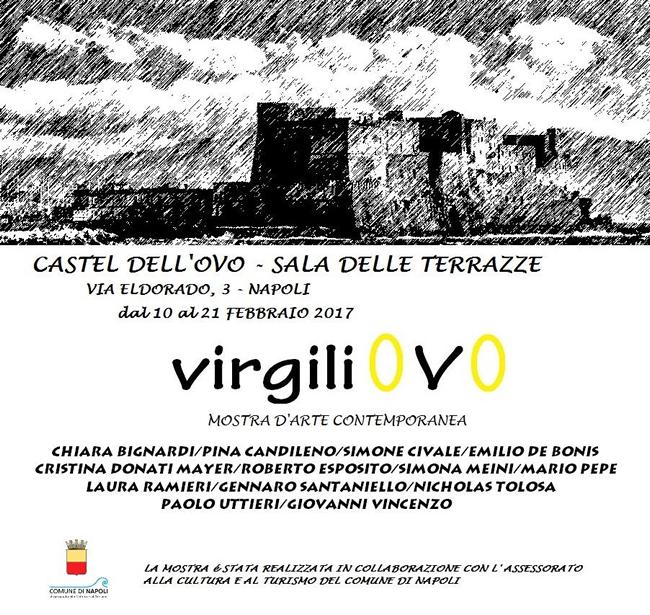 Castel dell'Ovo - virgiliOVO