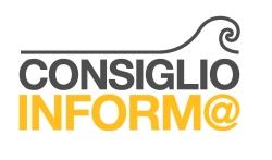 logo newsletter consiglio informa