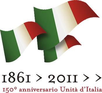 logo celebrazioni 150 anni unità d'Italia
