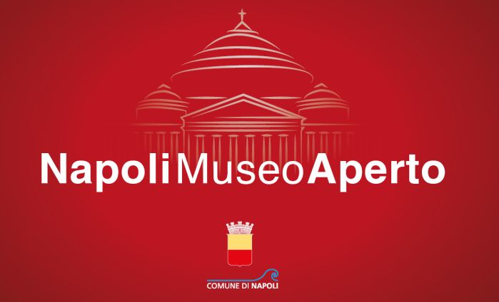 Logo Napoli Museo Aperto