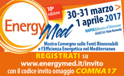 Energymed 2017: 10 anni di energia