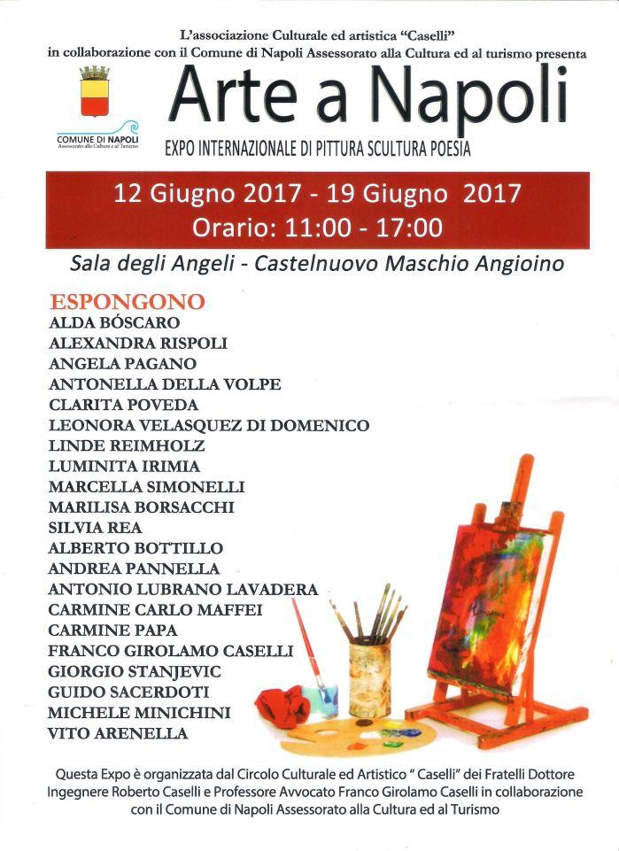 Expo Internazionale di pittura, scultura e poesia