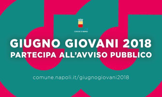 Giugno Giovani 2018 - Partecipa all'avviso pubblico
