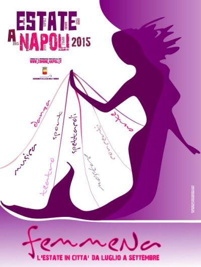 Locandina Estate a Napoli 2015