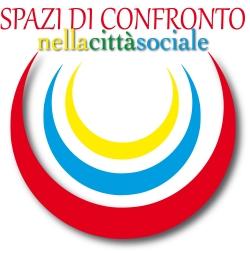 logo spazi di confronto nella Città Sociale