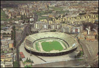 lo stadio negli anni '70