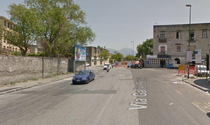 Un'immagine di via Ferraris da Google Maps