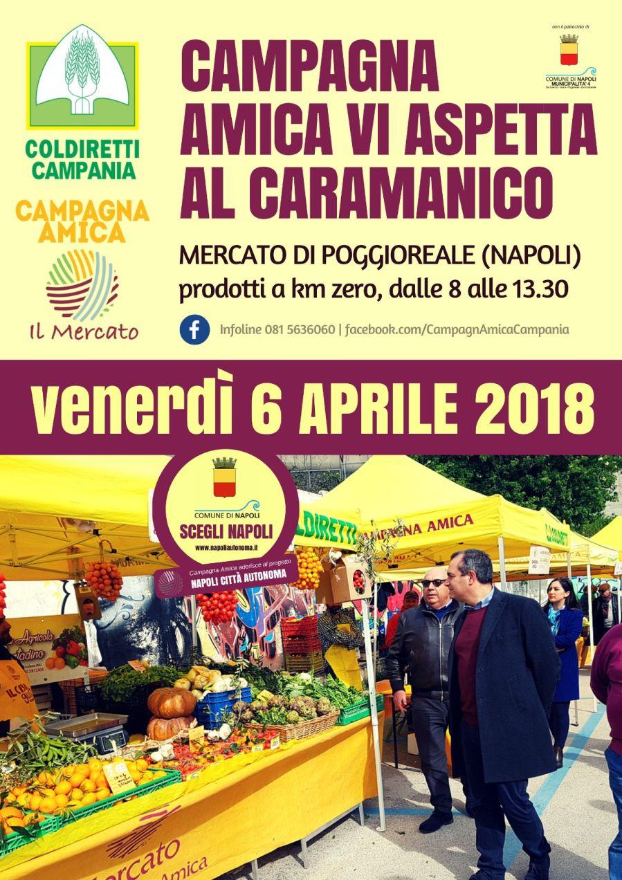 0809e0e80c Comune di Napoli - Il mercato contadino di Coldiretti ritorna al ...