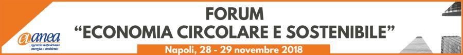"""Forum """"Economia circolare e sostenibile"""""""
