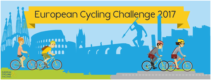 Il Comune di Napoli per la mobilità ciclistica: European Cycling Challenge 2017