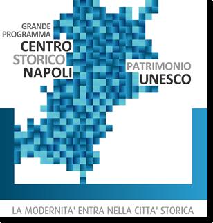 logo centro storico napoli