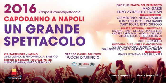 Capodanno a Napoli - Un grande spettacolo