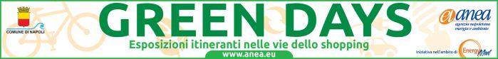 Green Days - Esposizioni itineranti dedicate all'Ecologia, alla Mobilità sostenibile e all'Efficienza Energetica