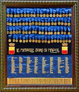 Quadro medagliere