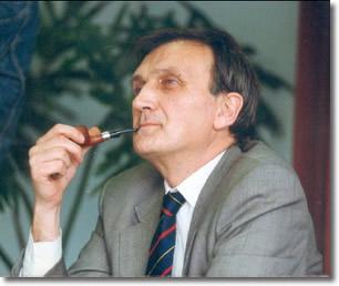 fotografia del professor Scipione Bobbio