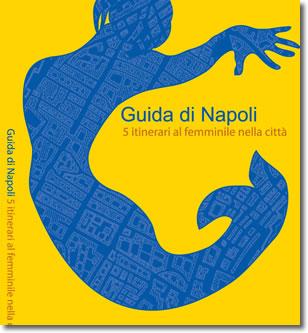copertina della guida raffigurante un profilo di sirena