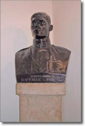 busto in bronzo di Libroja Raffaele
