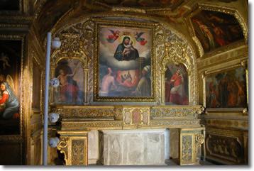 Madonna del Carmine con le anime purganti