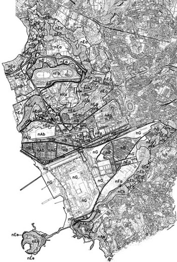 cartografia della variante occidentale