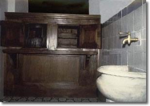 tamburo di legno di forma cilindrica