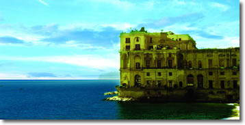 ancient Neapolitan palace