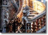 interno della basilica di santa maria della sanità