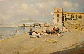 Comune di Napoli - Mostra dedicata all'arte napoletana dell'800 e del '900  - Versione Stampabile
