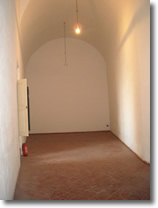foto della sala superiore vuota