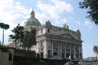 chiesa Madonna del Buon Consiglio a Capodimonte