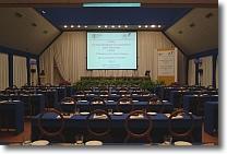 sala Compagna in occasione di un evento di carattere internazionale
