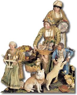 rappresentazione di pastori