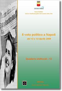 copertina quaderno elettorale numero 12