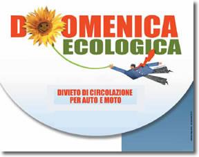 logo domeniche ecologiche