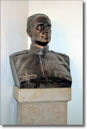 busto in bronzo di Piscicelli De Vito Maurizio