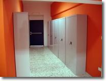 una foto dall'interno del Centro Servizi - Incubatore di Napoli Est