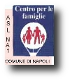 Logo Centro Per Le Famiglie del Comune di Napoli