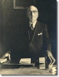 fotografia del sindaco Gustavo Ingrosso, anno 1944