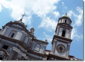 basilica di santa maria della sanit�