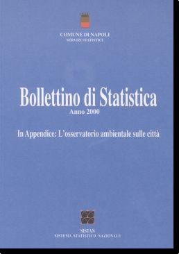 logo bollettino di statistica 2000