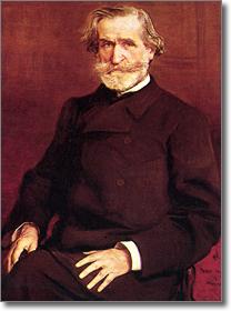 ritratto di Giuseppe Verdi eseguito nel 1886 da Giovanni Boldini e conservato presso la Casa di riposo per musicisti Giuseppe Verdi in Milano