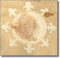 sigillo di stato del Regno delle Due Sicilie, epoca Ferdinando II
