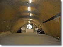 sala della sirena (lato accesso)